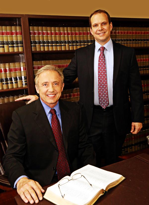 Dean Burnetti and Time Coleman of Dean Burnetti Law